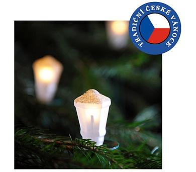 Ostatní Vánoční osvětlení - LUCERNA LUX bílá TV-12