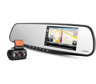 LAMAX S5 Navi+ + DOPRAVA ZDARMA