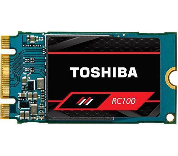 Toshiba RC100 PCIe M.2 a NVMe Solid State Drive (THN-RC10Z2400G8) + DOPRAVA ZDARMA