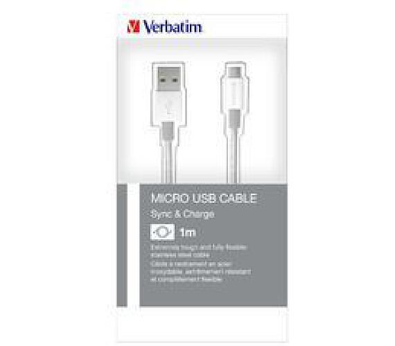 Verbatim Micro USB kabel 30cm