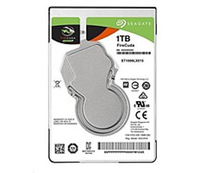"""SEAGATE SSHD FireCuda 2,5"""" - 1TB SSHD hybridní/5400rpm/SATA-III/8GB/128MB (ST1000LX015)"""