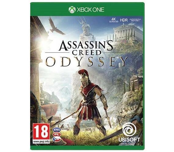 28723dd576a Assassins Creed Odyssey hra XONE Ubisoft