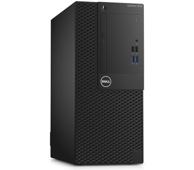 DELL OptiPlex 3050 MT/ i3-7100/ 8GB/ 1TB/ DVDRW/ W10Pro/ 3YNBD on-site (3050-3291)