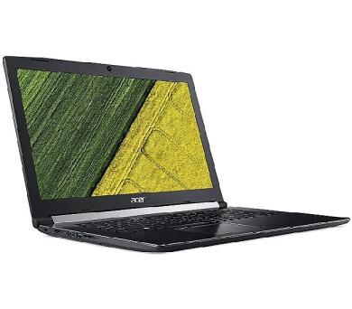 "Acer Aspire 5 Pro (A517-51P-30Y1) i3-8130U/4GB+N/256GB SSD+N/DVDRW/HD Graphics/17.3"" FHD IPS matný/BT/W10 Pro/Black (NX.H0FEC.002)"