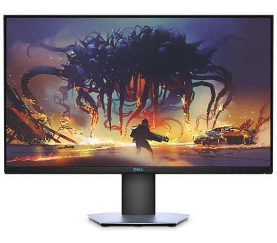 """Dell S2719DGF LCD 27"""" TN/2560x1440 QHD/1000:1/1ms/Free-Sync/DP/HDMI/USB (210-AQVP)"""