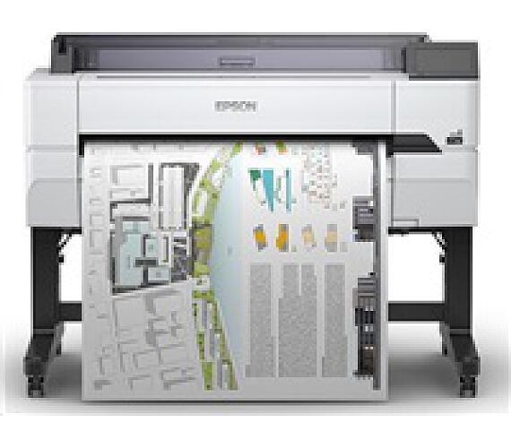 EPSON tiskárna ink SureColor SC-T5400 + 3 roky záruka