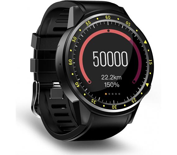 Smart hodinky G-CROSS Black