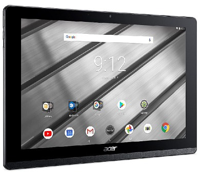 "Acer Iconia One10 Metal (B3-A50-K9S4) MTK MT8167A quad-core Cortex A35/10""IPS Touch HD/2GB/eMMC 16GB/BT/Grey/Android 8.1 (NT.LF8EE.00"