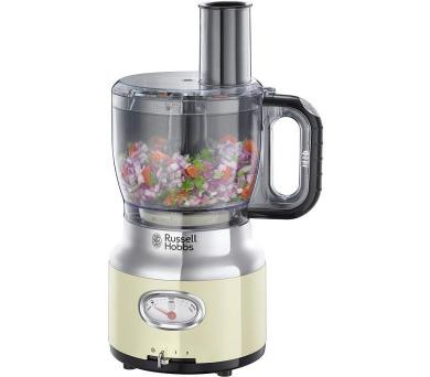 Russell Hobbs Retro Cream kuchynský robot 25182-56 + DOPRAVA ZDARMA