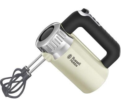Russell Hobbs Retro Cream ruční šľehač 25202-56 + DOPRAVA ZDARMA