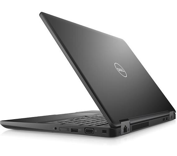 """Dell Latitude 5590 15"""" FHD i5-8350U/8GB/256GB SSD/USB-C/MCR/SCR/HDMI/VGA/W10P/3RNBD/Černý (5590-4043)"""