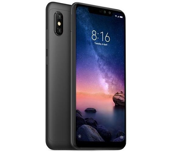Xiaomi Redmi Note 6 Pro (3GB/32GB) černý