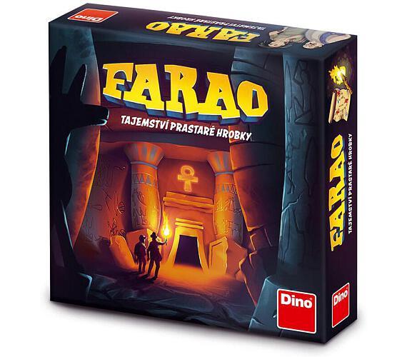 FARAO tajemství prastaré hrobky společenská hra v krabici 30x30x7cm + DOPRAVA ZDARMA