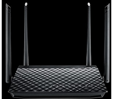 ASUS Dual-band Wireless-AC1200 Gigabit Router RT-AC57U (90IG02P1-BO3110)