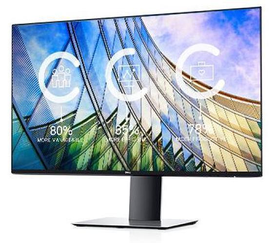 "Dell U2719D 27"" LCD UltraSharp QHD IPS 16:9 8ms/350cd/1000:1/VESA/HDMI/DP/3RNBD (DELL-U2719D)"