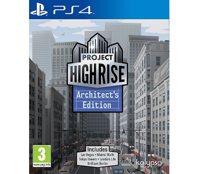 PS4 - Project Highrise: Architects Edition