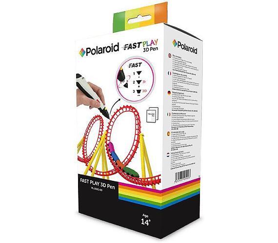 Polaroid FAST Play 3D Pen + DOPRAVA ZDARMA