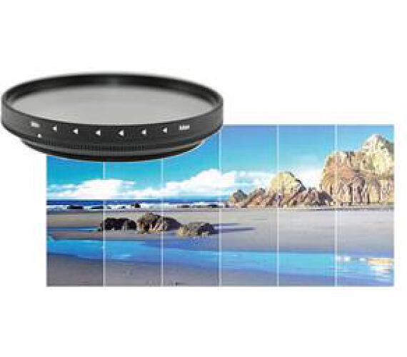 BRAUN filtr ND4-400x Vario Smooth - 49 mm+redukce (14271)