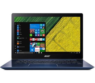 """Acer Swift 3 - 14""""/i3-7130U/8G/256SSD/W10 modrý (NX.GPLEC.006)"""