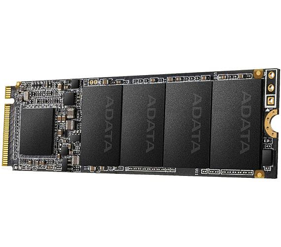 ADATA XPG SX6000 Pro 256GB SSD / Interní / PCIe Gen3x4 M.2 2280 / 3D NAND (ASX6000PNP-256GT-C)