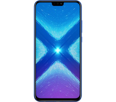 Honor 8X 64 GB Dual SIM - modrý