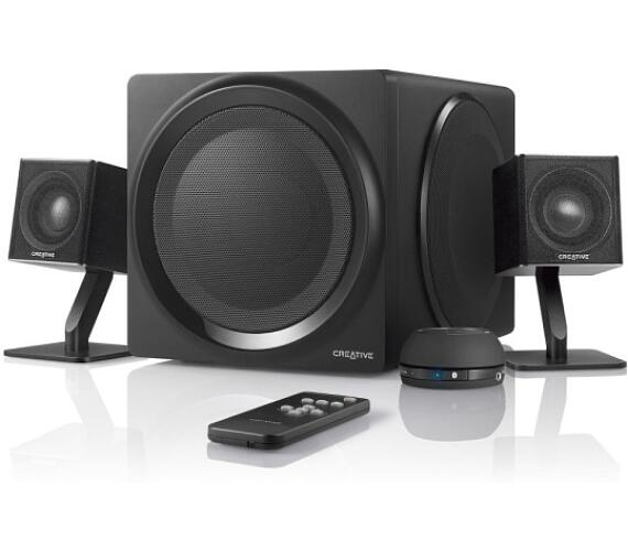 Reproduktory Creative Labs T4 2.1 Bluetooth