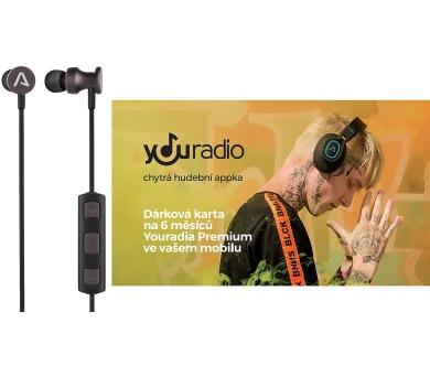 Bezdrátová sluchátka LAMAX BEAT Prime P-1 + YouradioPremium na 6 měsíců zdarma