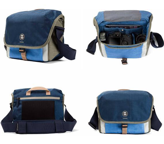 Crumpler Proper Roady 2.0 Camera Sling 4500 (PR4500-003) blue / warm grey