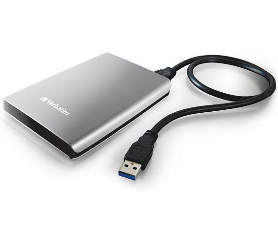 Verbatim Store 'n' Go 2TB USB 3.0 - stříbrný