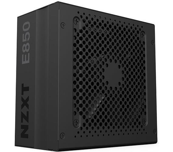 NZXT zdroj E850 / 850W / 12cm fan / ATX / modulární / 80PLUS Gold / 10 let záruka (NP-1PM-E850A) + DOPRAVA ZDARMA