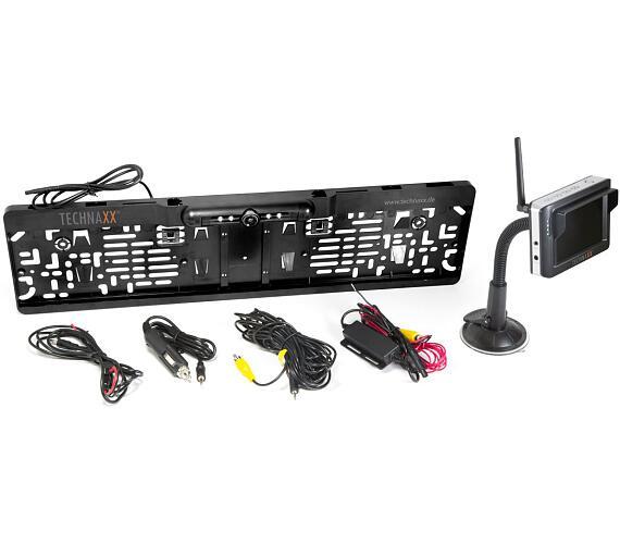 Technaxx Bezdrátový parkovací kamerový systém TX-110 (4776) + DOPRAVA ZDARMA