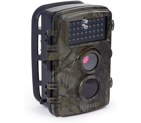 Technaxx fotopast Wild Cam - bezpečnostní kamera pro vnitřní i vnější použití