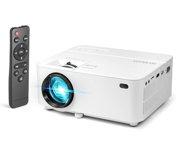 Technaxx Mini LED FullHD projektor + DOPRAVA ZDARMA