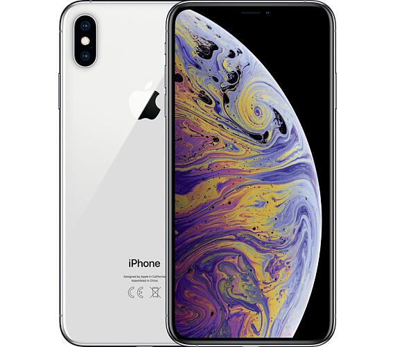 iPhone XS Max 64GB Silver (MT512CN/A)