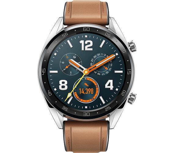 Huawei Watch GT Classic Silver (55023257) + DOPRAVA ZDARMA