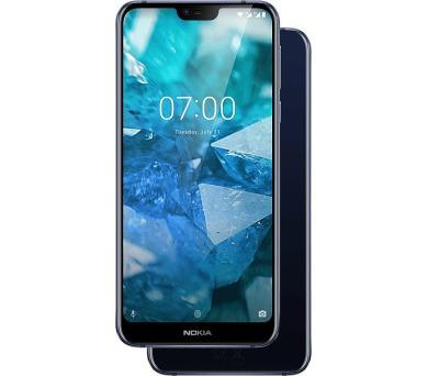 Nokia 7.1 Dual SIM 4/64GB Blue (11CTLL01A20) + DOPRAVA ZDARMA