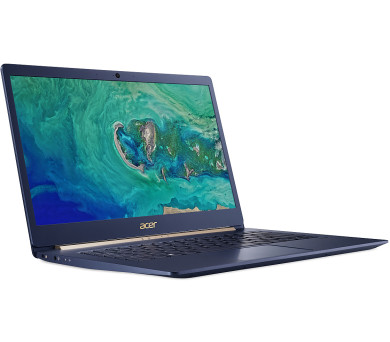 "Acer Swift 5 (SF514-53T-5084) Core i5-8265U/8GB OB/256GB SSD+N/14"" FHD IPS Multi-touch LCD/HD Graphics/W10 Home/Blue (NX.H7HEC.001)"