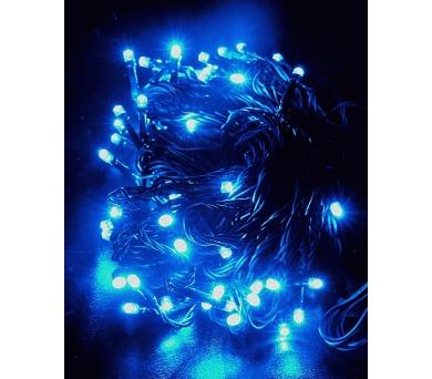 Ostatní Vánoční osvětlení 96 LED - MODRÉ - programovatelné