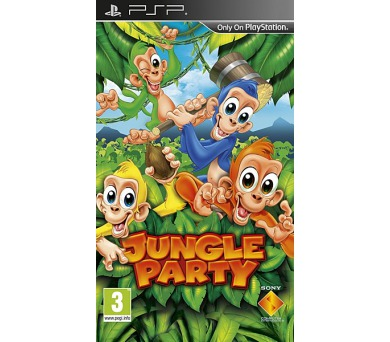 Sony PSP Jungle Party (711719208921)