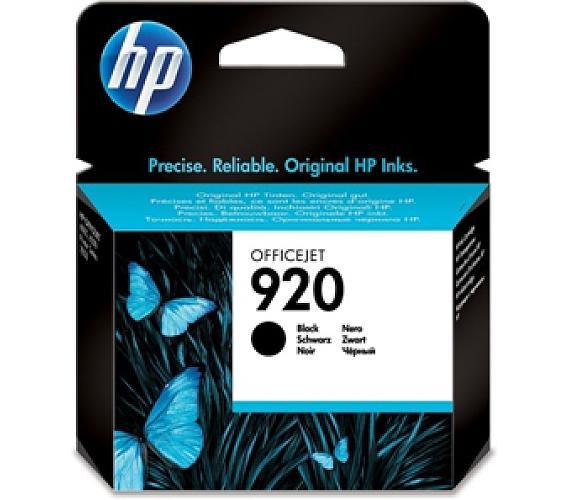 Inkoustová náplň HP No. 920