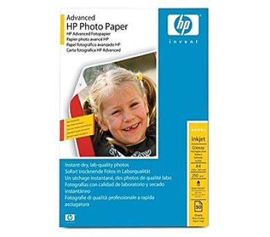Fotopapír HP Advanced Photo Paper A4