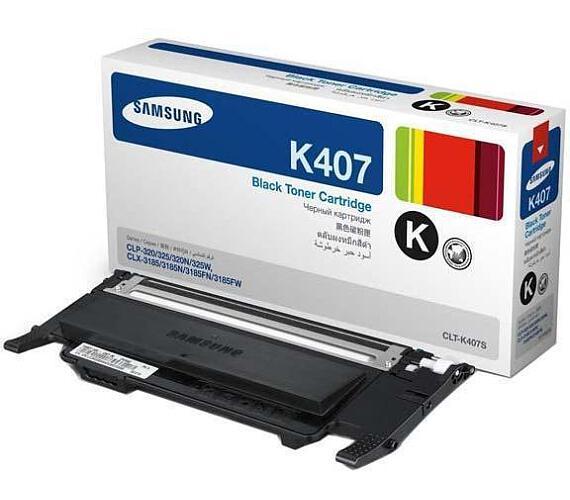 Toner HP CLT-K4072S + DOPRAVA ZDARMA
