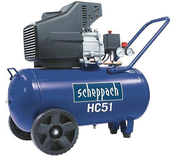 Scheppach HC 51 + DOPRAVA ZDARMA