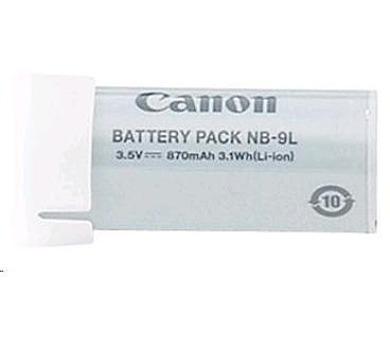 Canon NB-9L k fotoaparátům