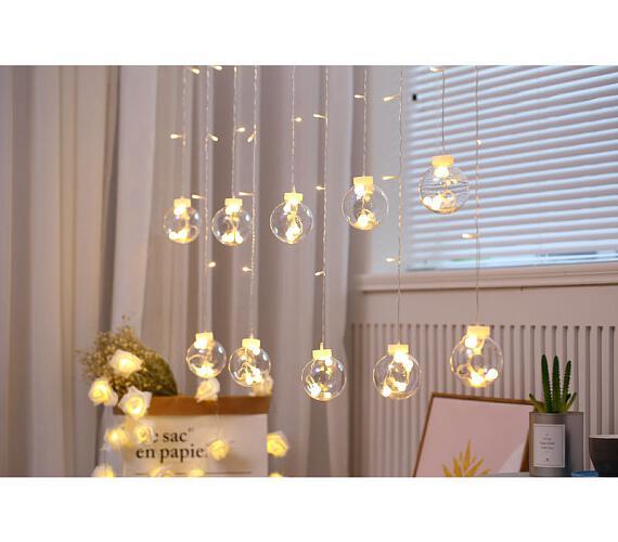Vánoční osvětlení Koule