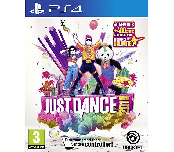 Just Dance 2019 hra PS4 Ubisoft