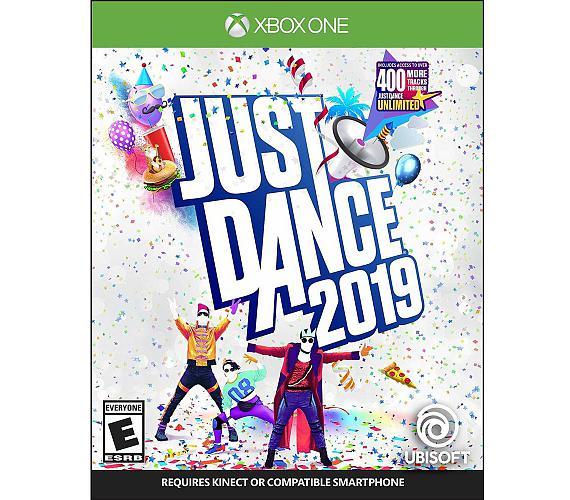 Just Dance 2019 hra XONE Ubisoft
