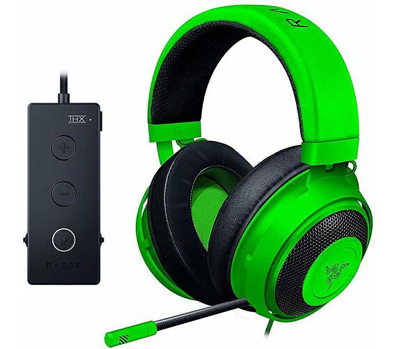 Razer Kraken Tournament Edition Green (RZ04-02051100-R3M1) + DOPRAVA ZDARMA