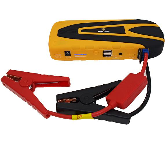 VIKING Car Jump Starter Zulu 16 16000mAh PLUS - Notebook powerbank + DOPRAVA ZDARMA