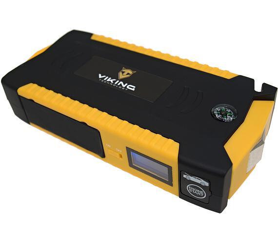 VIKING Car Jump Starter Zulu 19 19000mAh + DOPRAVA ZDARMA